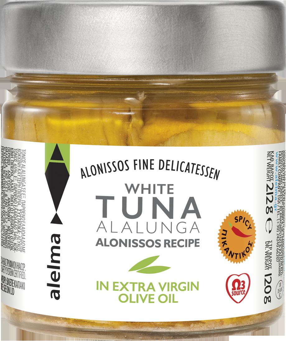Aloniso tunas su čili pipirais